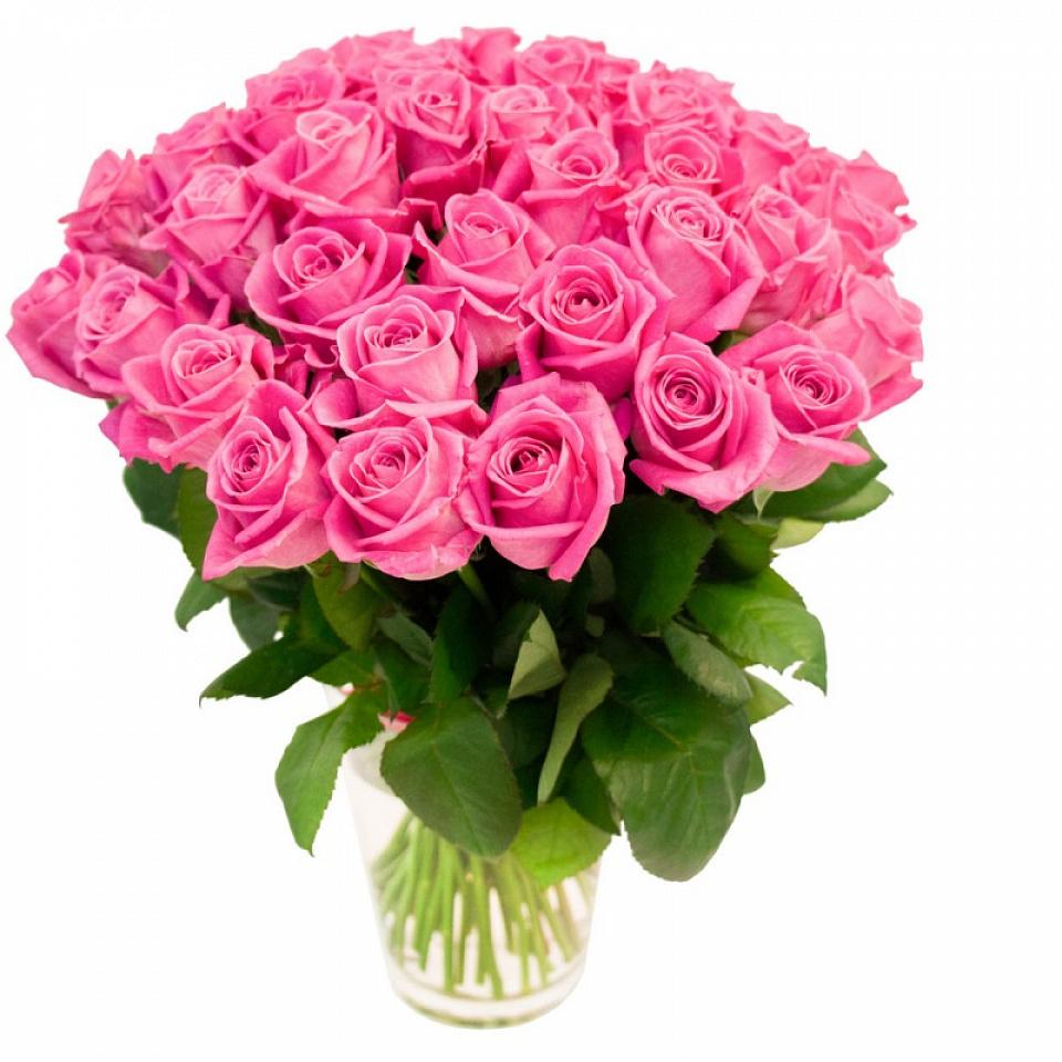 Открытка 35 роз, гиф мая